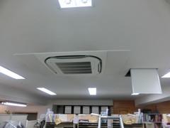 空調設備更新工事2