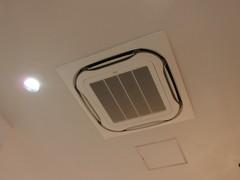 空調設備更新工事1