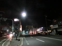 道路照明灯修繕工事